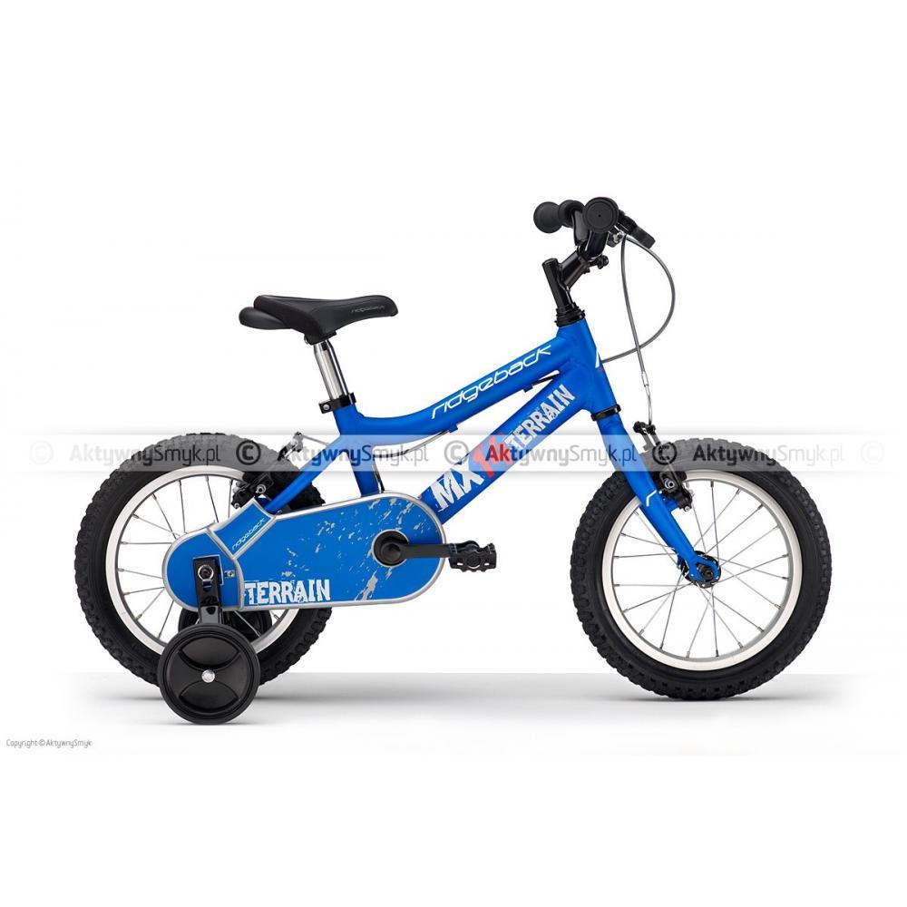Rower Ridgeback MX14 niebieski