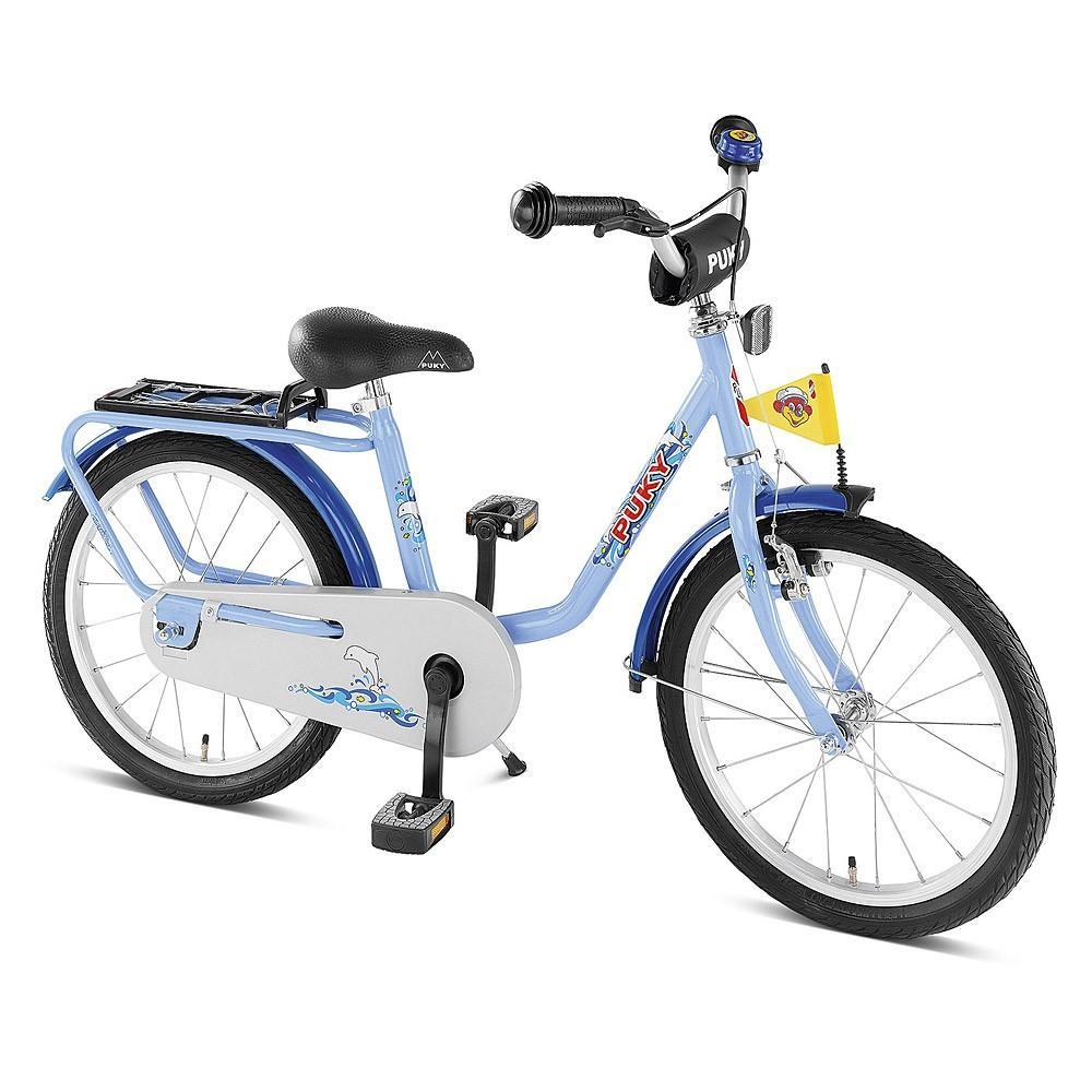 Rower Puky Z 8 błękitny