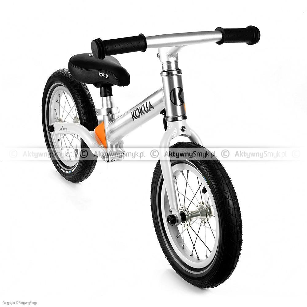 Rowerek biegowy LIKEaBIKE Jumper biały