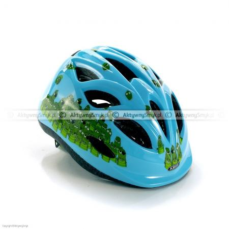 Kask Abus Smiley Croco Family