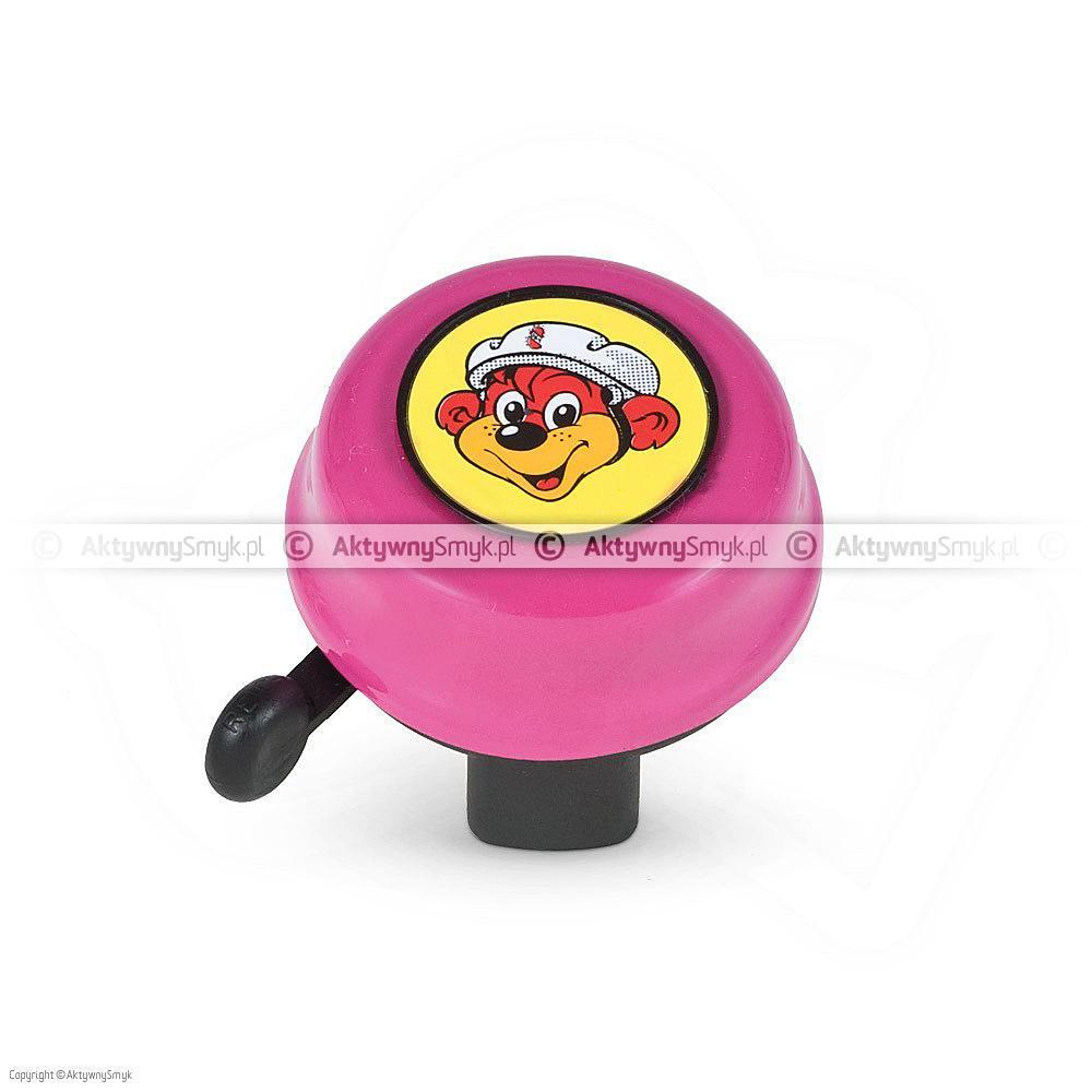 Dzwonek Puky różowy