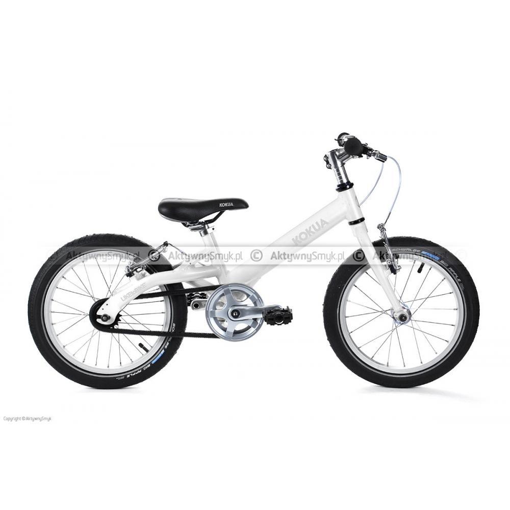 Rowerek LIKEtoBIKE 16 biały