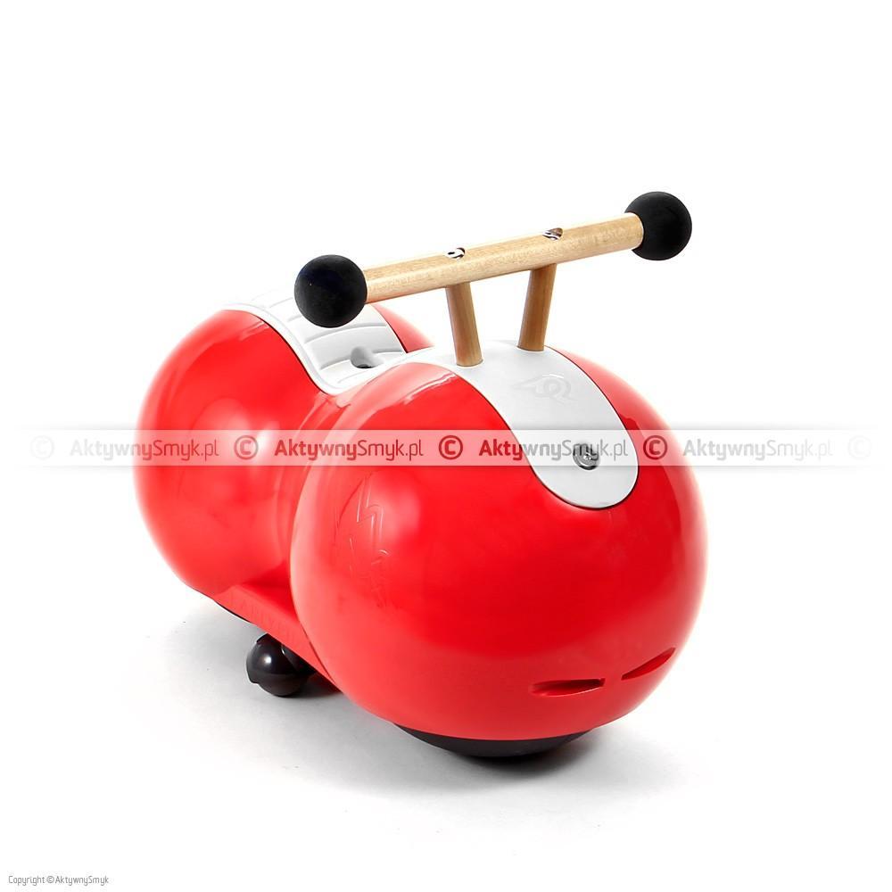 Jeździk Spherovelo Juno czerwony