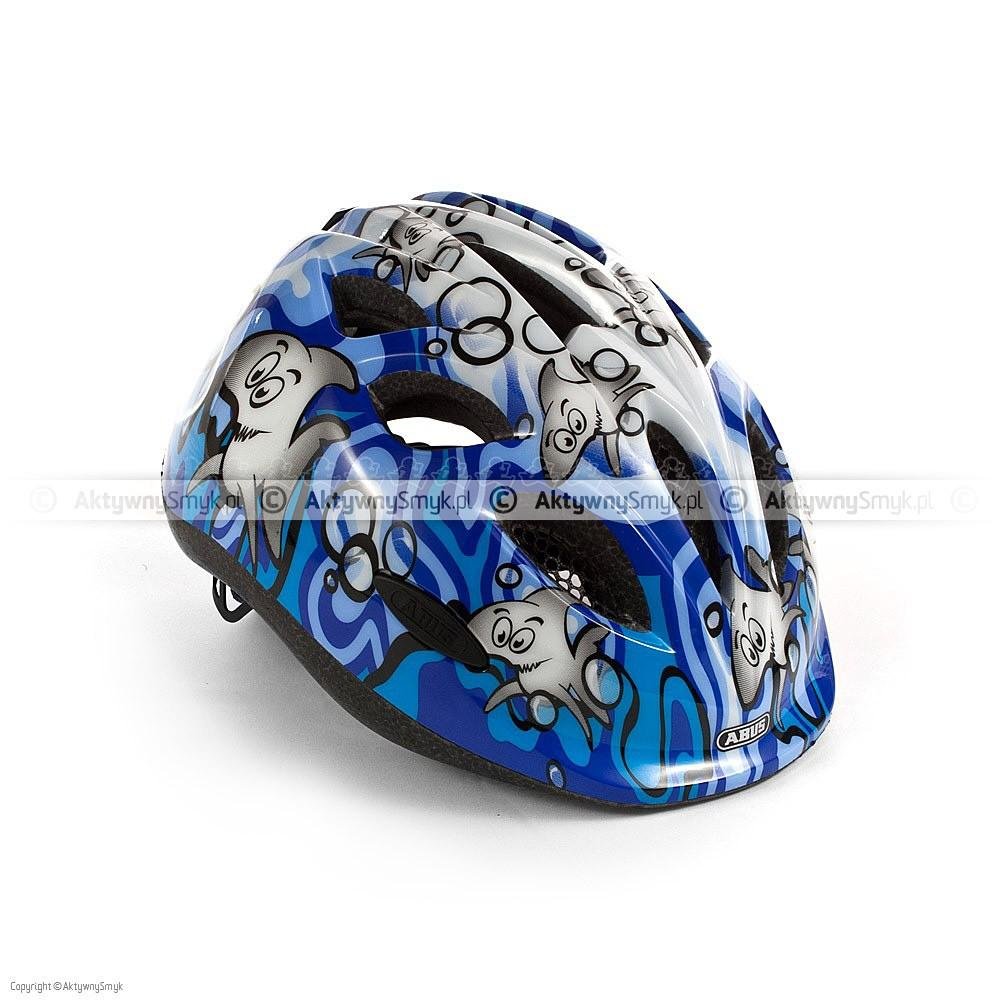 Kask Abus Smiley Sharky Ocean M