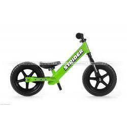 Rowerek biegowy STRIDER 12 Sport zielony