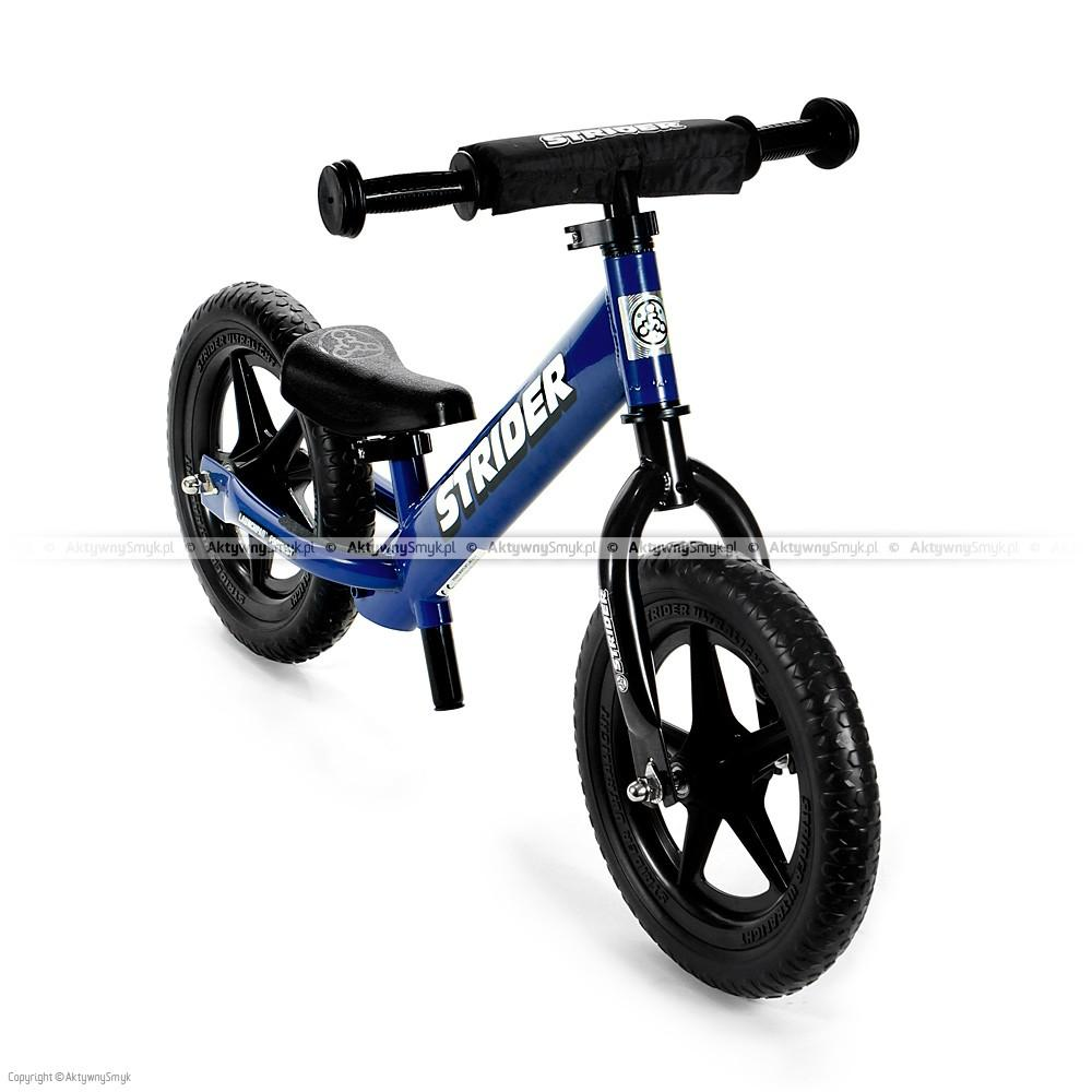Rowerek biegowy STRIDER 12 Sport niebieski