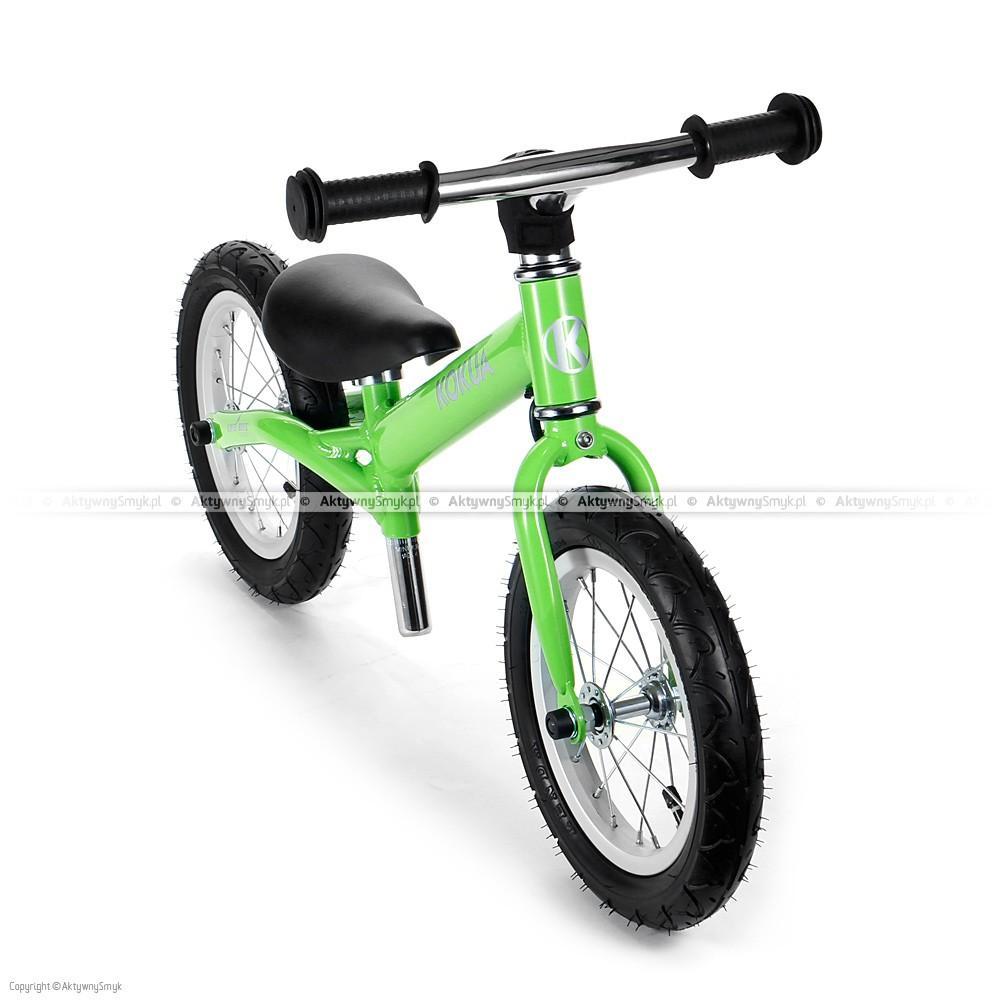 Rowerek biegowy LIKEaBIKE Hardy zielony