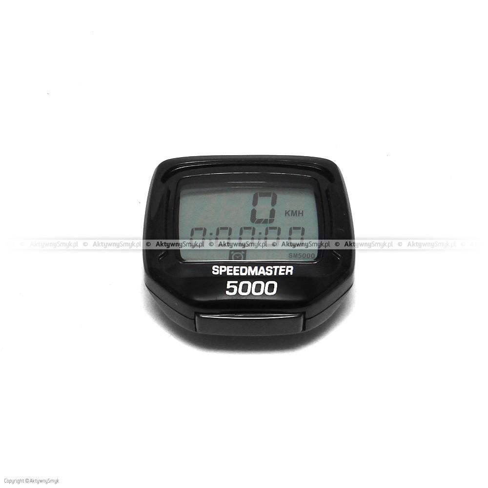 Licznik Sigma Speedmaster 5000