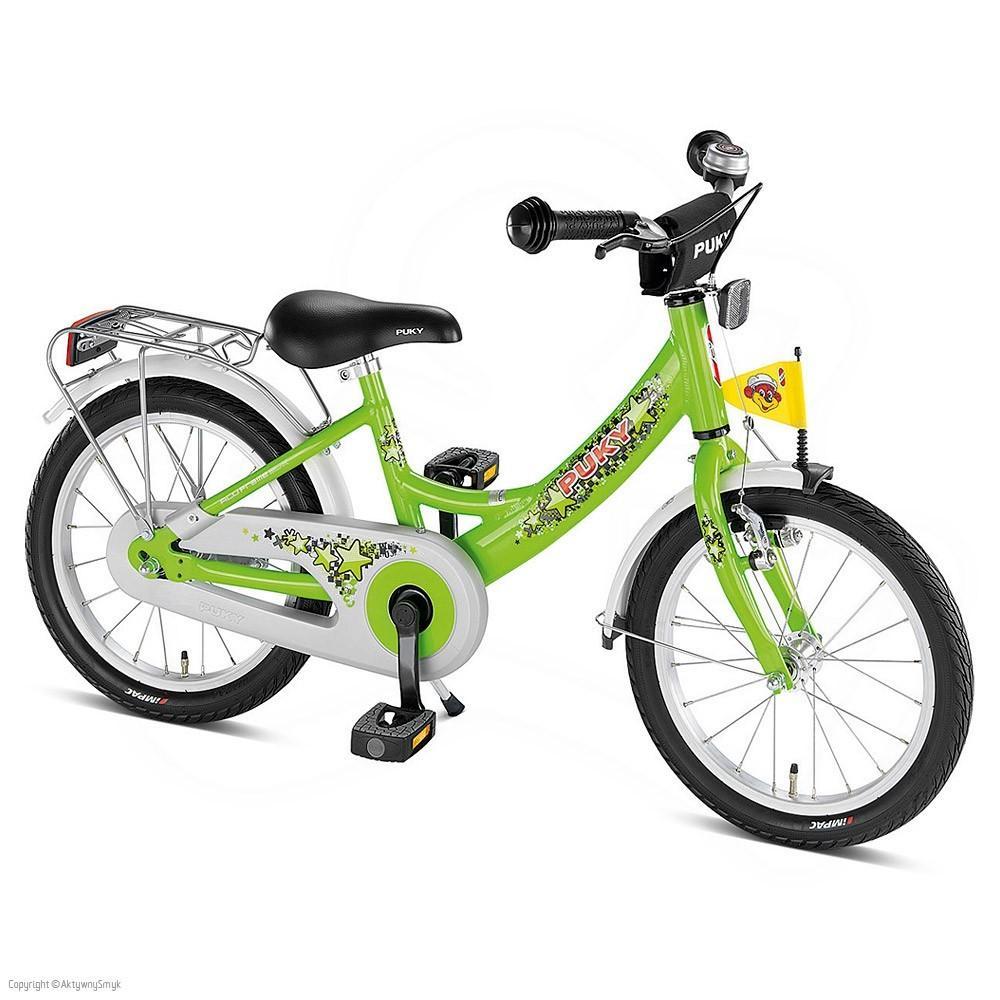 Rower Puky ZL 18-3 Alu kiwi