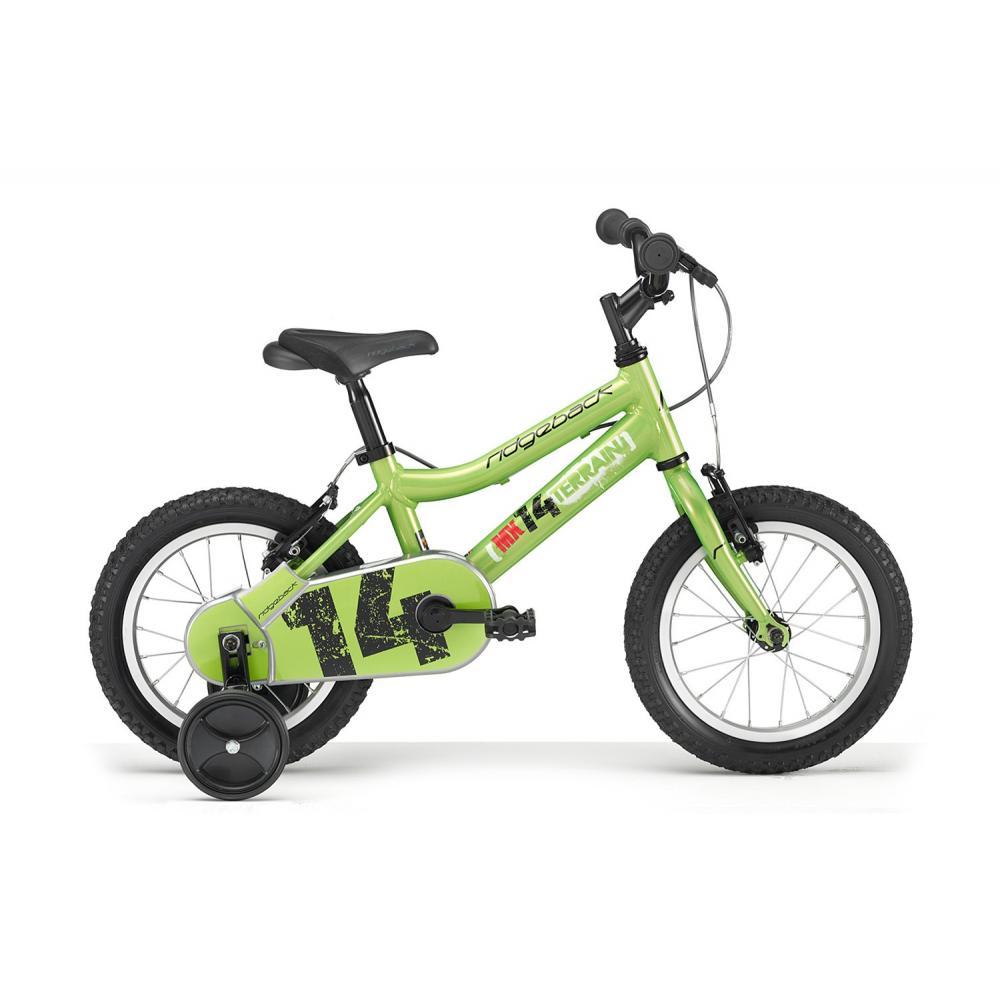 Rower Ridgeback MX14 zielony