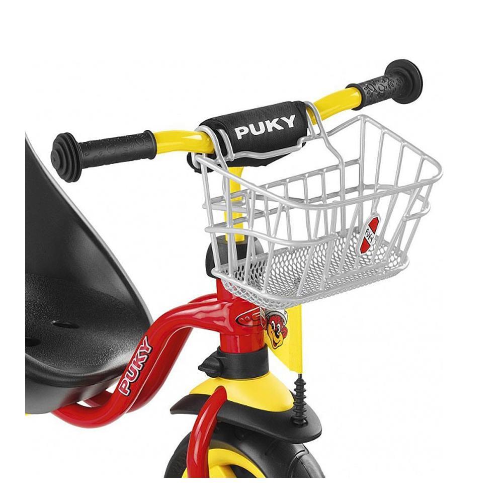 Koszyk Puky LKDR na kierownicę do rowerków trójkołowych i hulajnogi