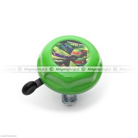 Dzwonek TMNT zielony