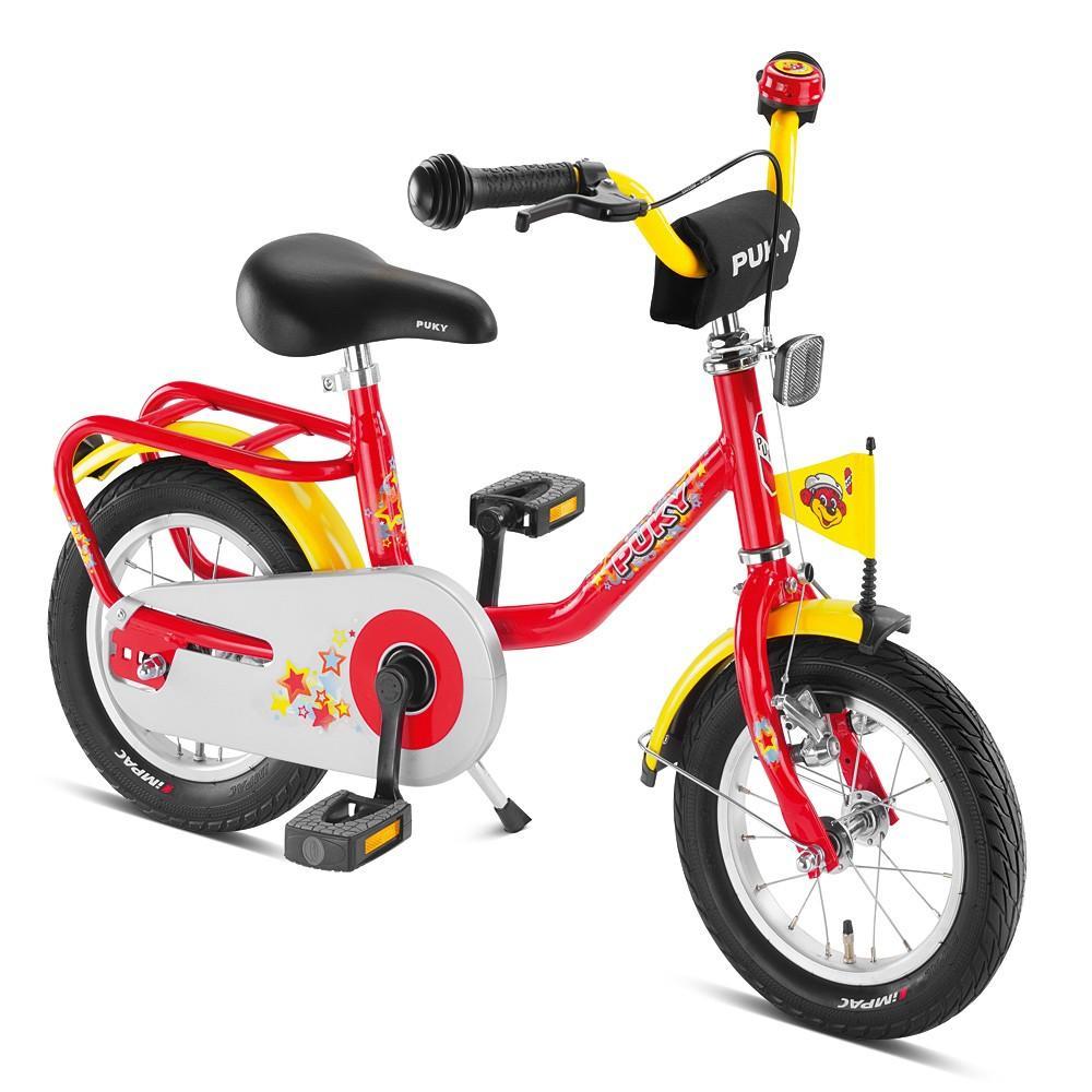 Rower Puky Z2 czerwony