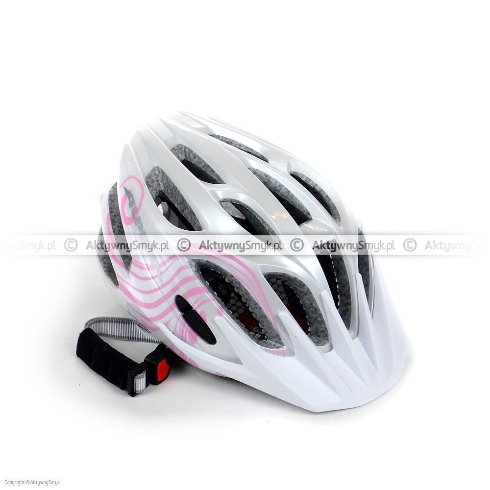 Kask Alpina FB Junior 2.0 White-Pink