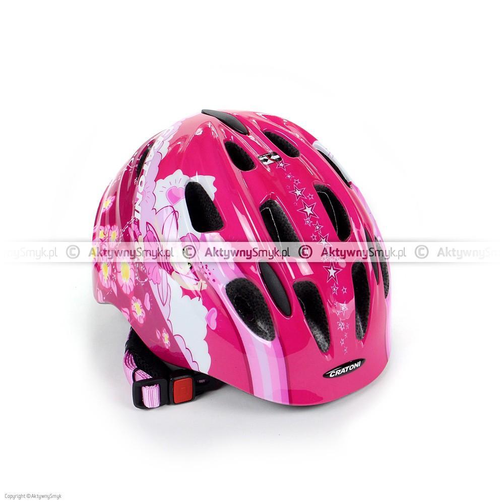 Kask Cratoni Akino 2 Fay pink-rose glossy