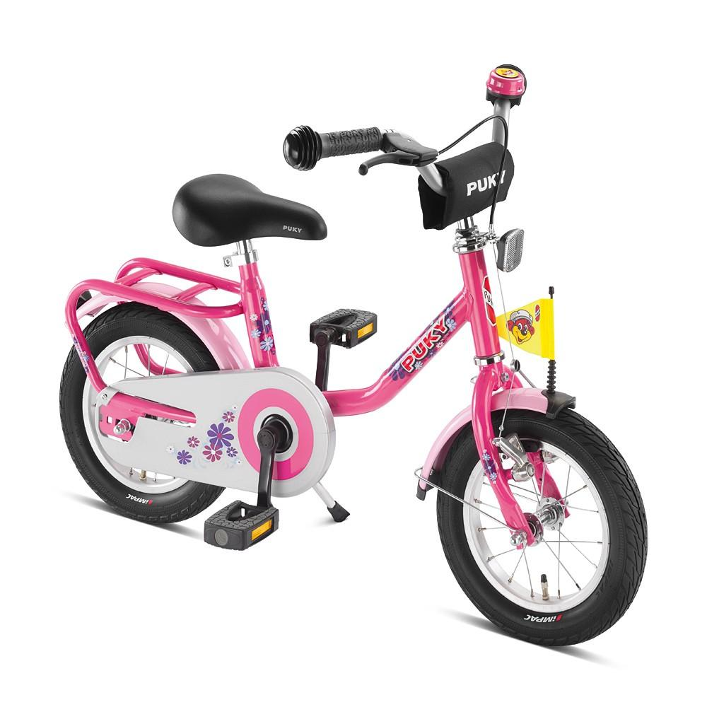 Rower Puky Z2 różowy