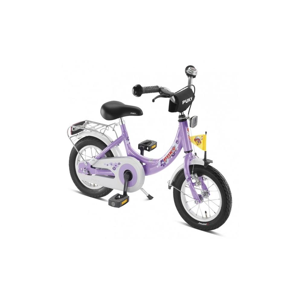 Rower Puky ZL 12 Alu liliowy