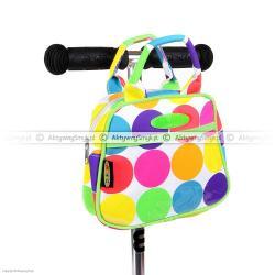 Torebka Micro Neon Dot