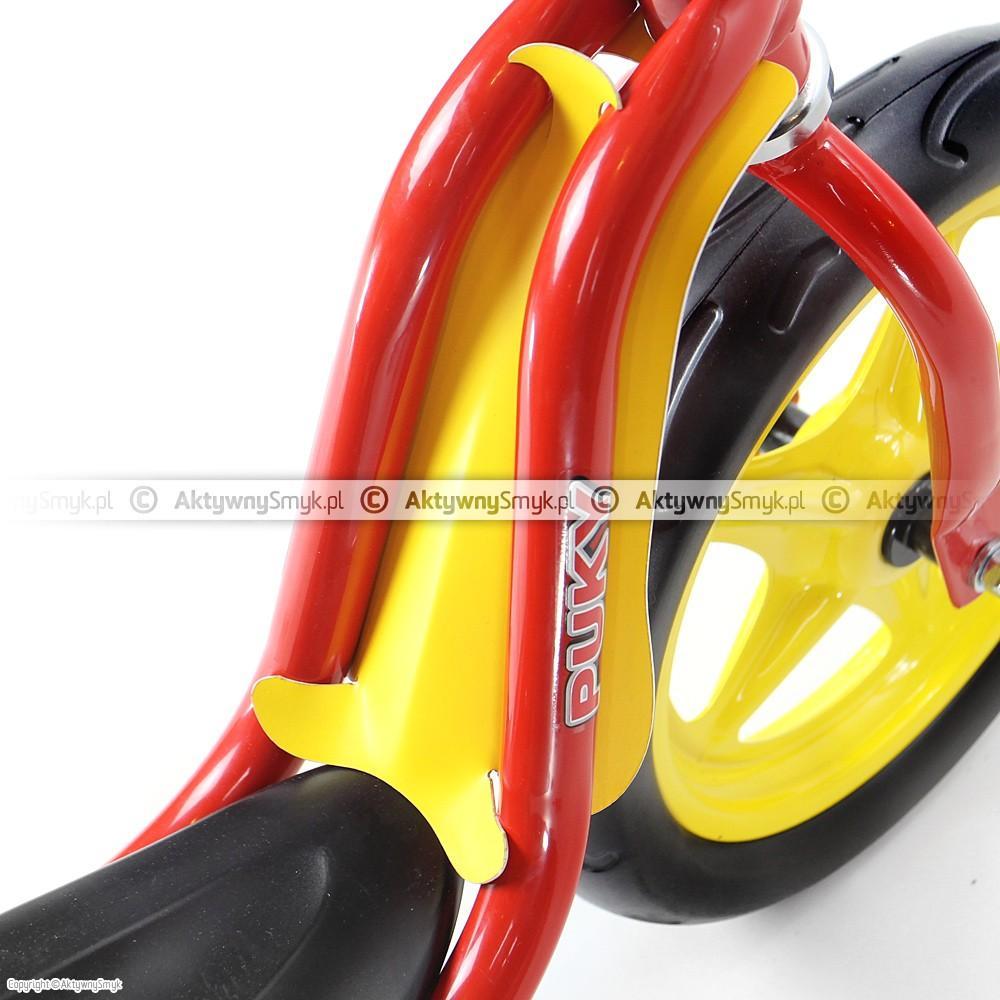 Błotnik żółty na przód do rowerka Puky LR 1L (bez hamulca)