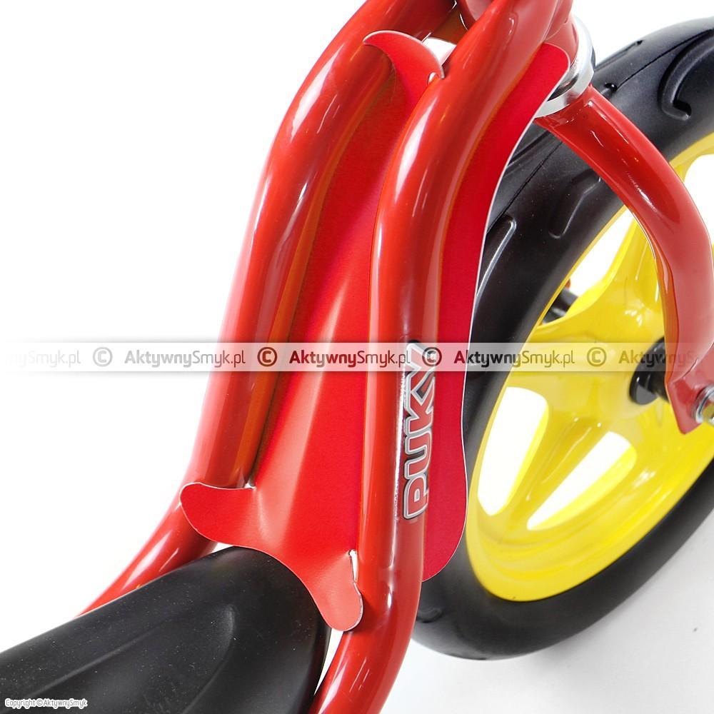 Błotnik czerwony na przód do rowerka Puky LR 1L (bez hamulca)