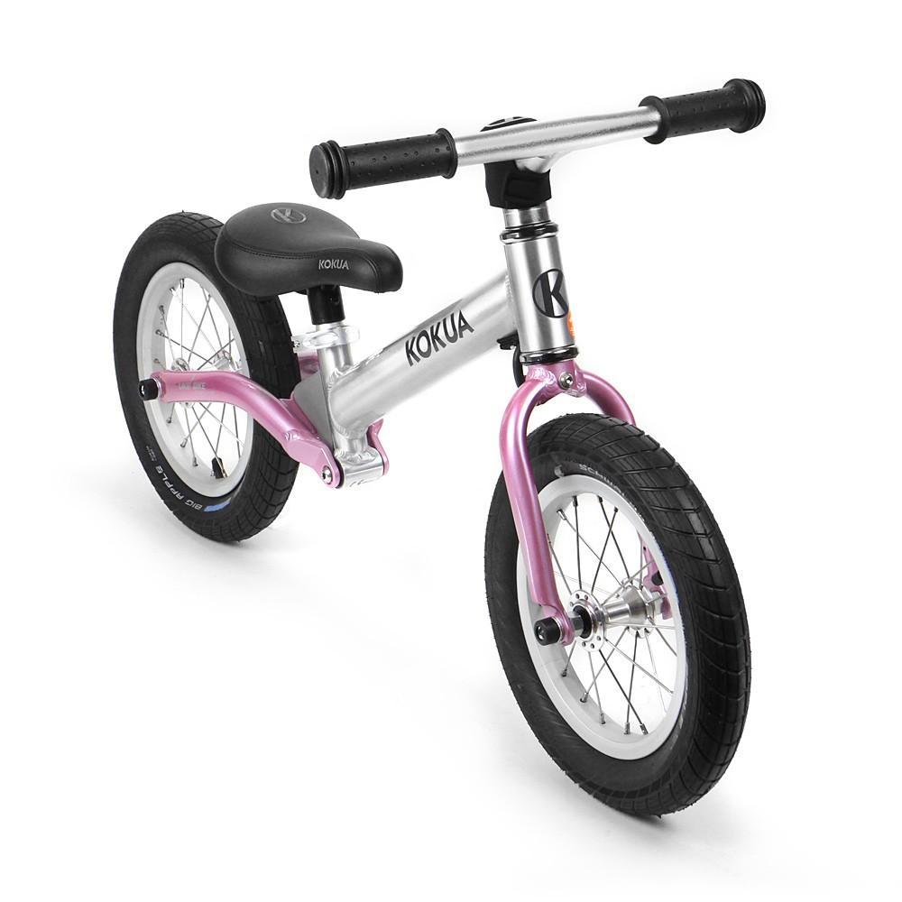 Rowerek biegowy LIKEaBIKE Jumper różowy