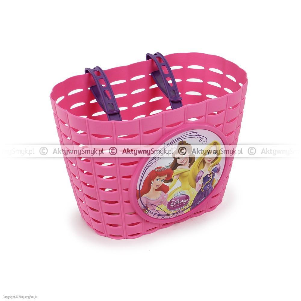 Koszyczek Widek Księżniczki różowy