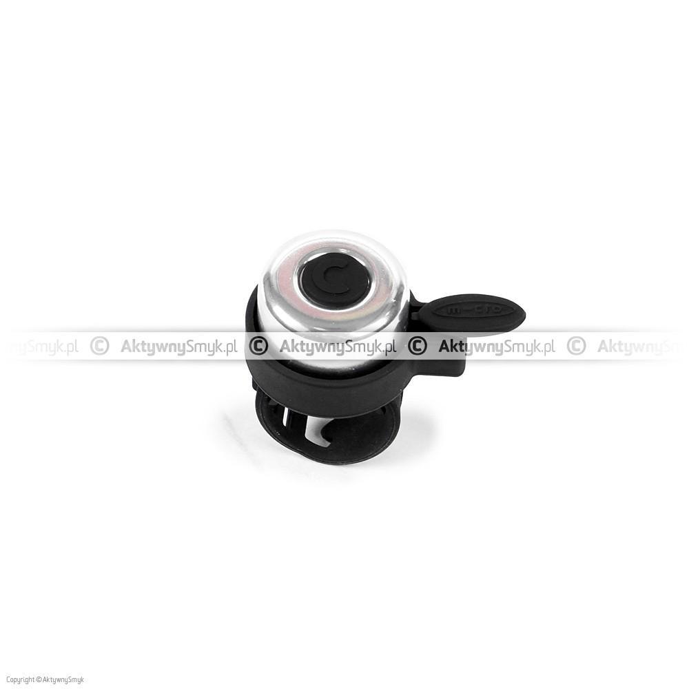 Dzwonek Micro czarny