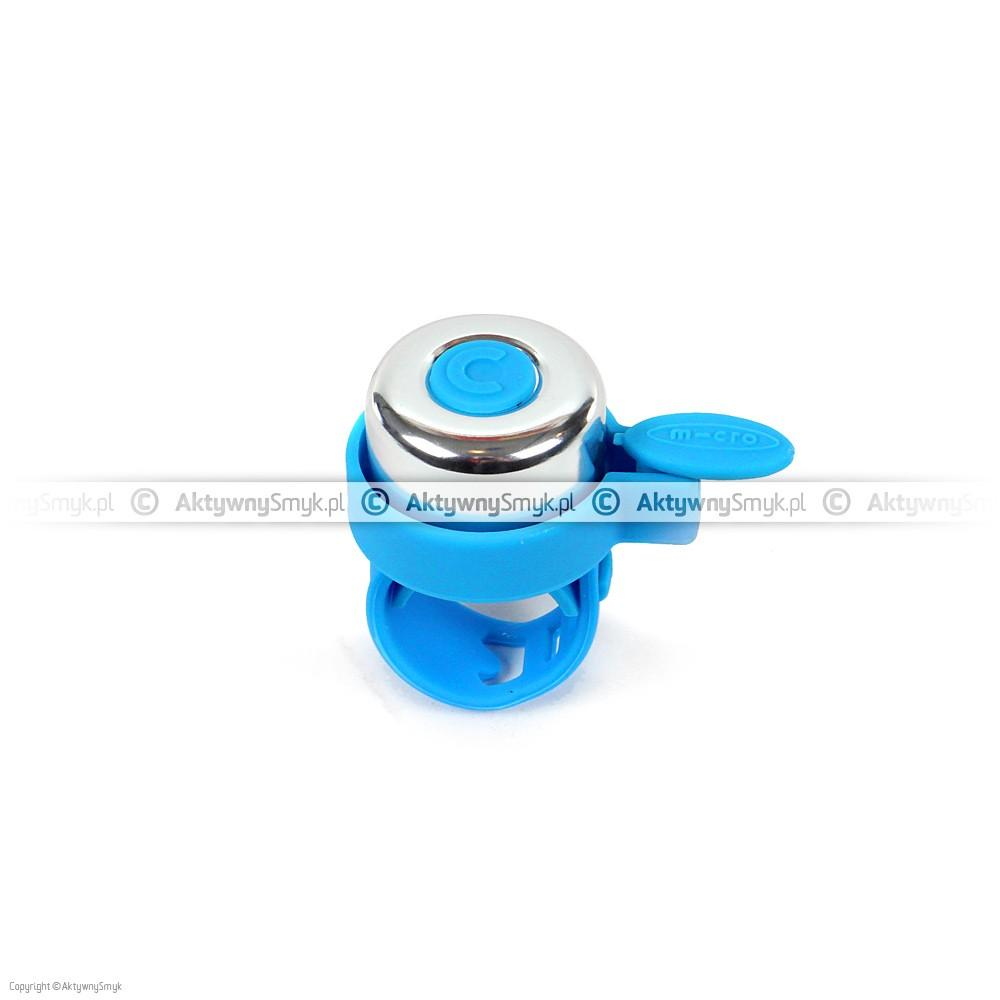 Dzwonek Micro Neon Blue