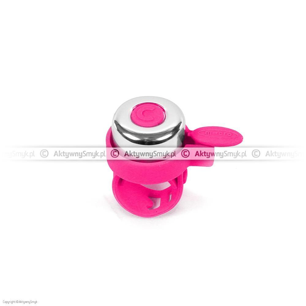 Dzwonek Micro Pink