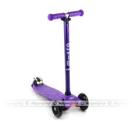 Hulajnoga Maxi Micro Metallic Purple
