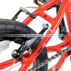 Rower Dawes Academy 16 czerwony