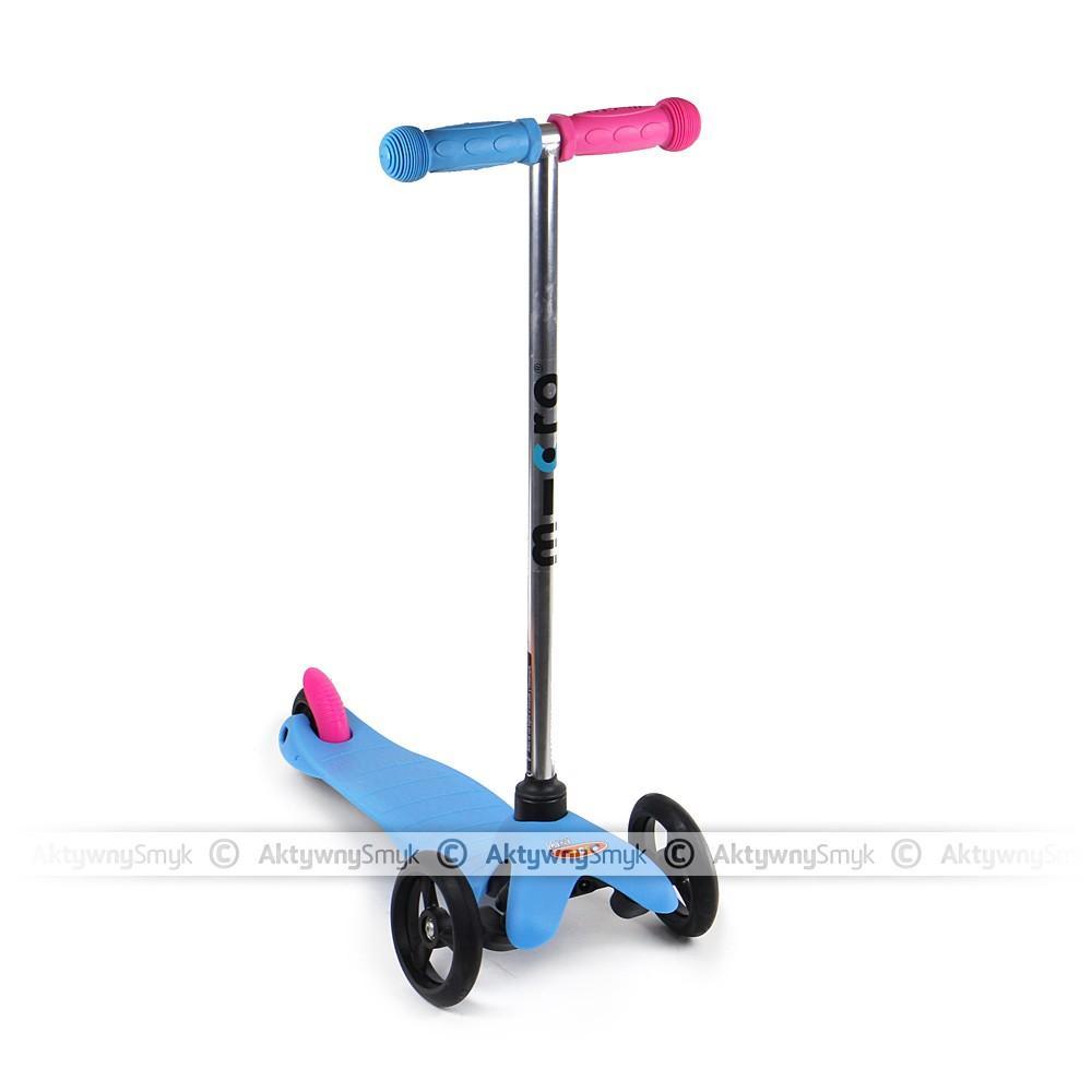 Hulajnoga Mini Micro Sporty Neon niebieska