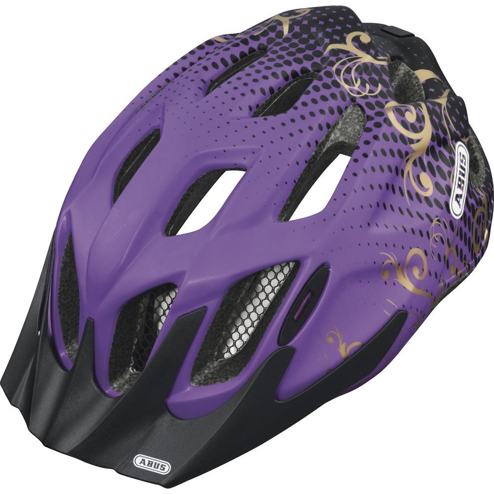 Kask Abus Mount X maori purple M