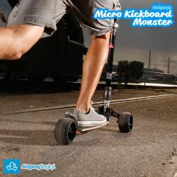 Hulajnoga Micro Kickboard Monster 2 in 1