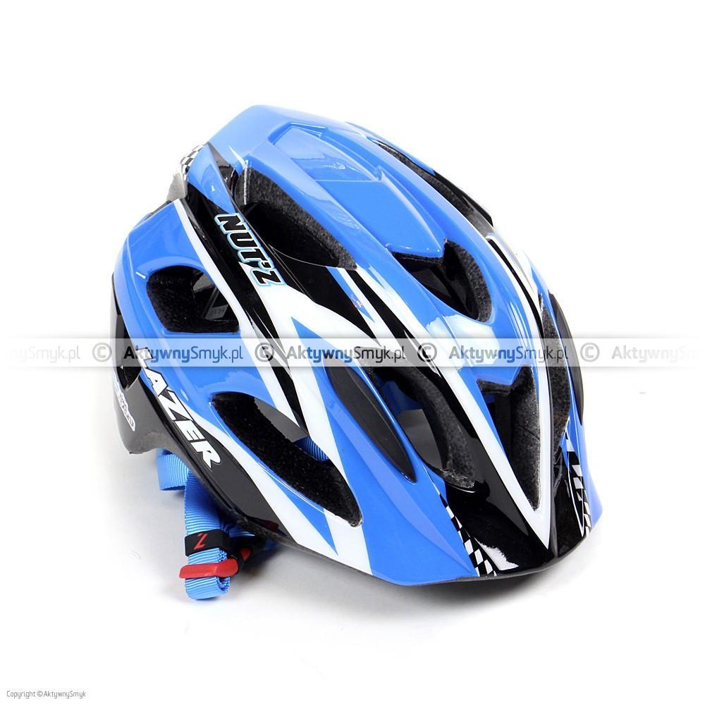 Kask Lazer Nut'z Race Blue