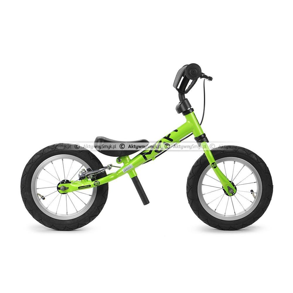 Rowerek biegowy Yedoo Fifty B zielony