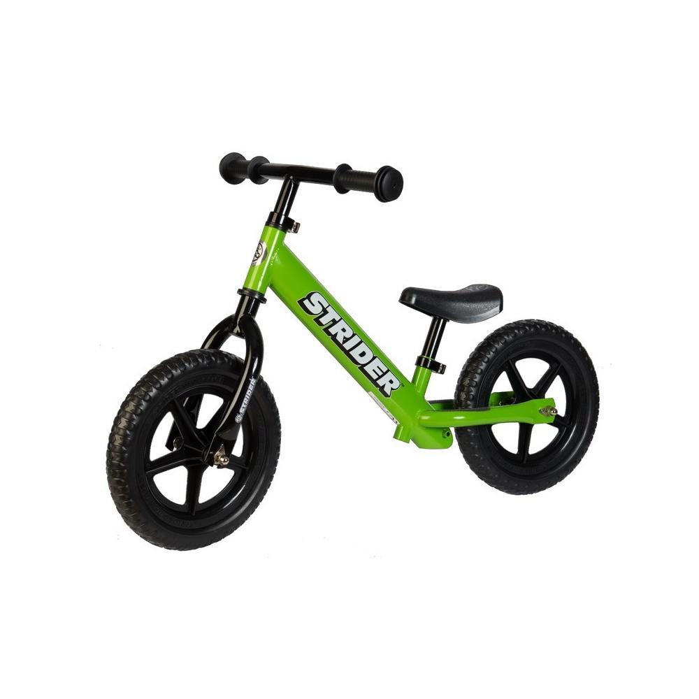 Rowerek biegowy STRIDER 12 Classic zielony