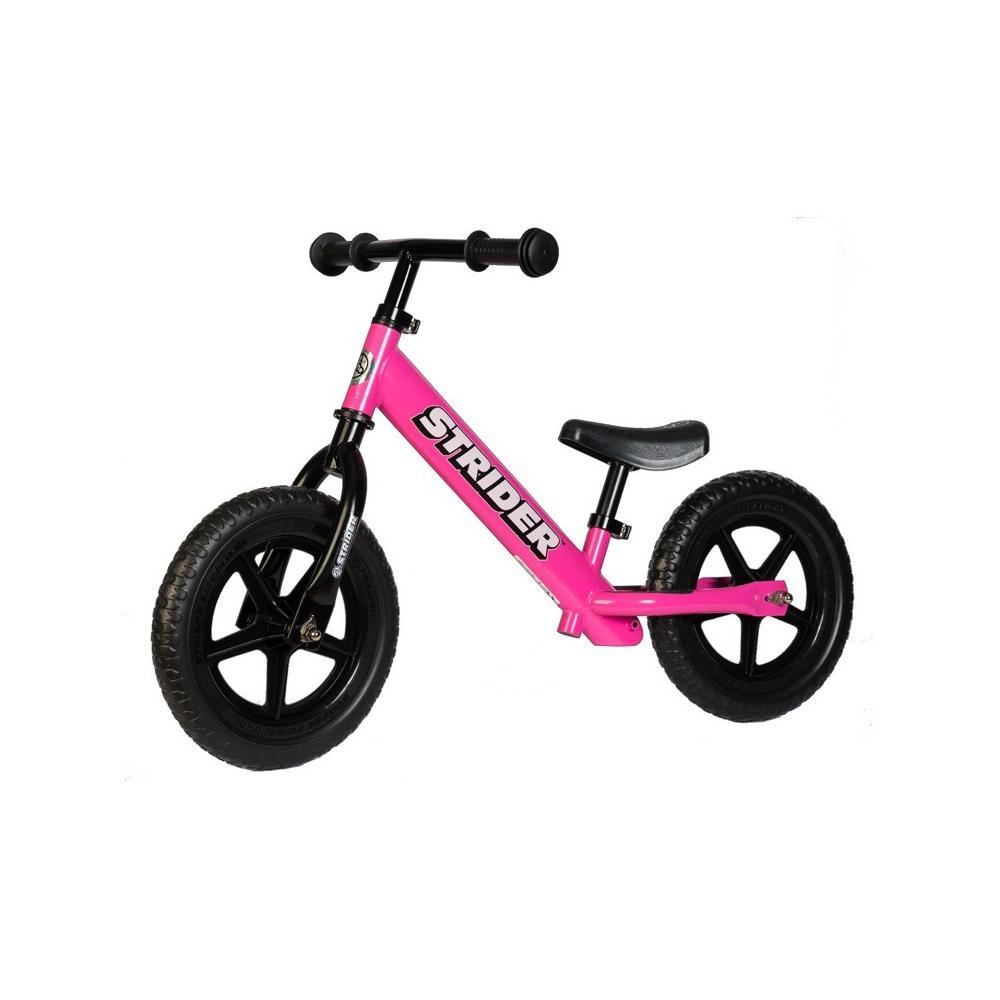 Rowerek biegowy STRIDER 12 Classic różowy
