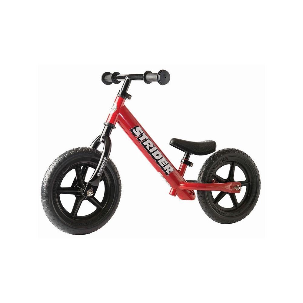 Rowerek biegowy STRIDER 12 Classic czerwony