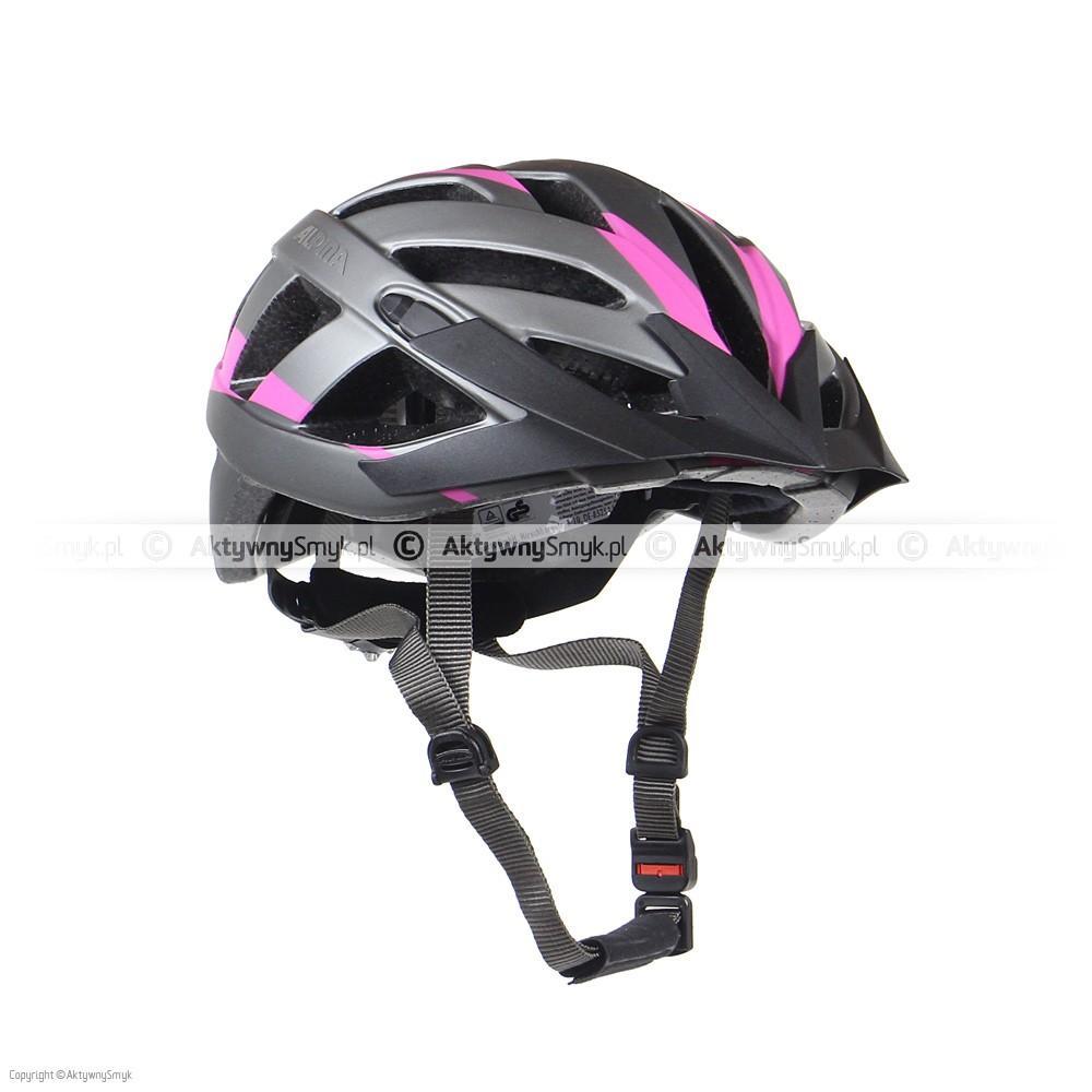 Kask Alpina Panoma LE titanium-pink
