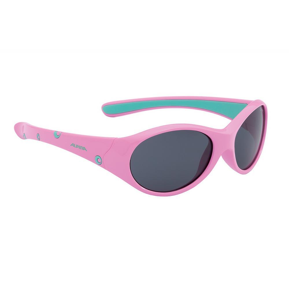 Okulary Alpina Flexxy Girl rose-mint dla dziecka