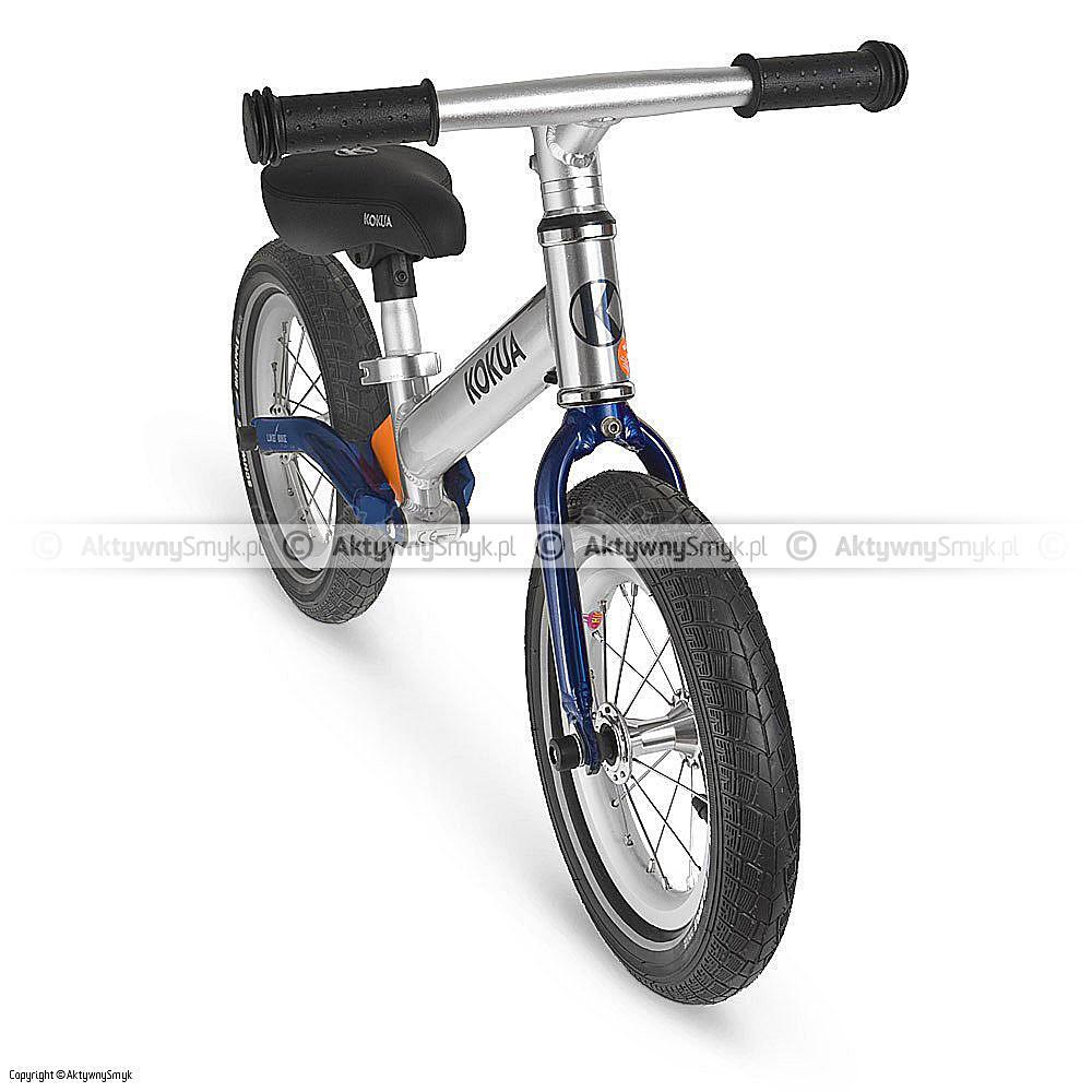 Rowerek bez pedałów LIKEaBIKE Jumper granatowy