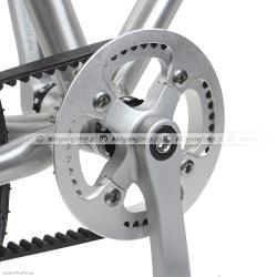 Nowa przednia zębatka w rowerze Early Rider Belter