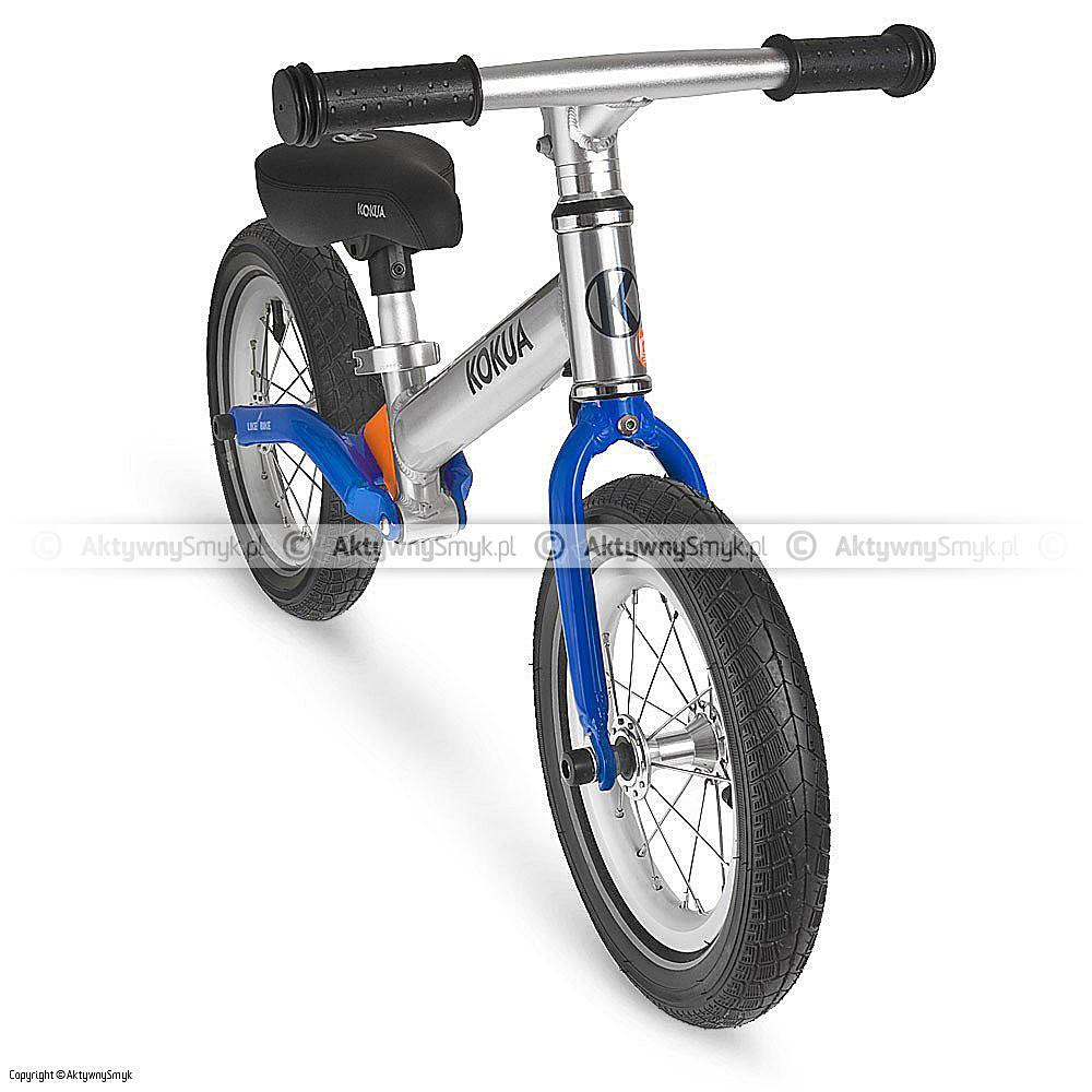 Rowerek bez pedałów LIKEaBIKE Jumper niebieski