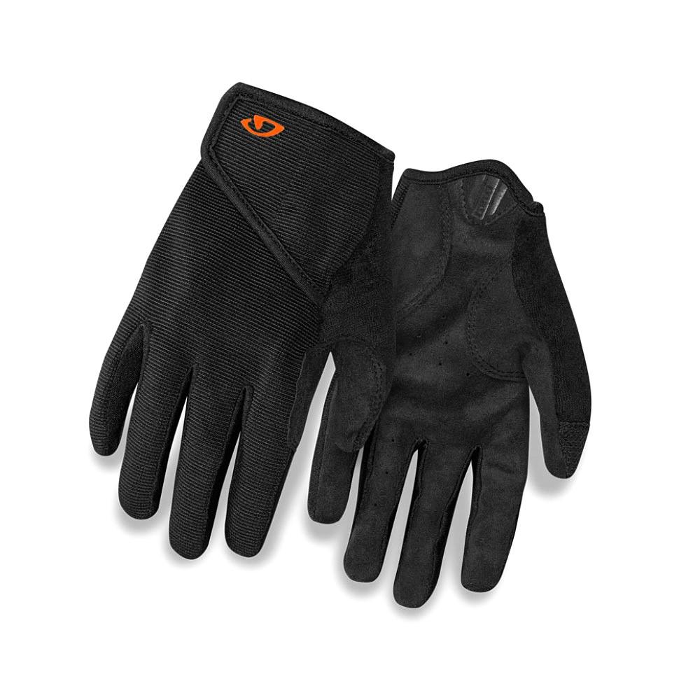 Rękawiczki rowerowe Giro DND Jr 2 Black