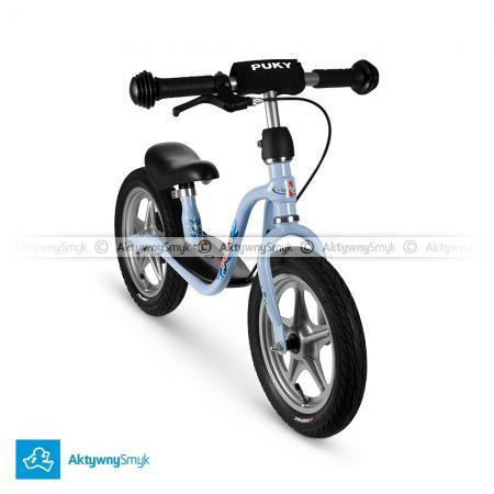Rowerek biegowy Puky LR 1L Br błękitny z hamulcem