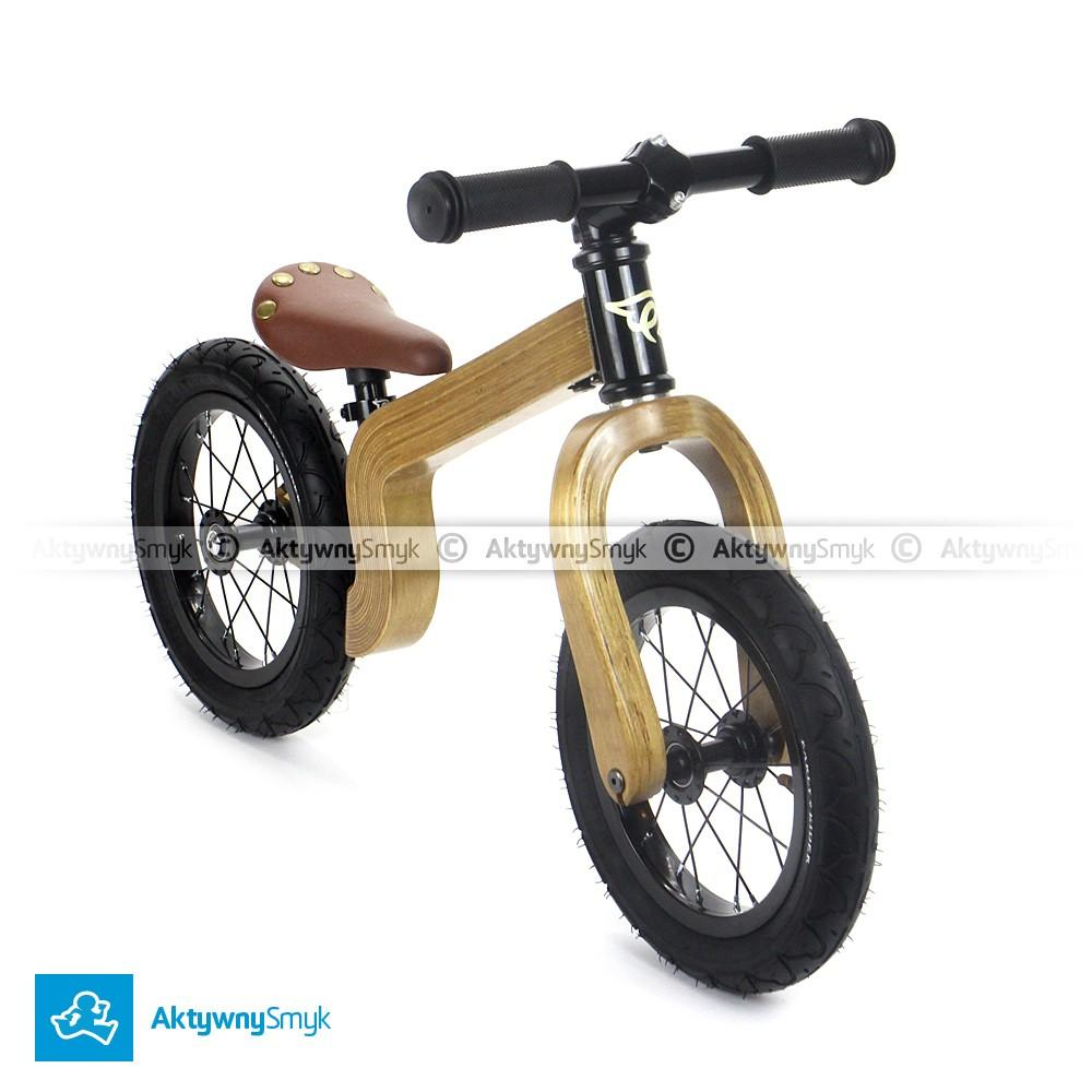 """Drewniany rowerek biegowy Early Rider Bonsai 12"""""""