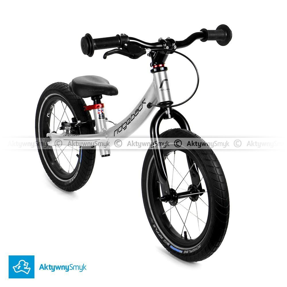 Duży rowerek biegowy Ridgeback Dimension Runner XL