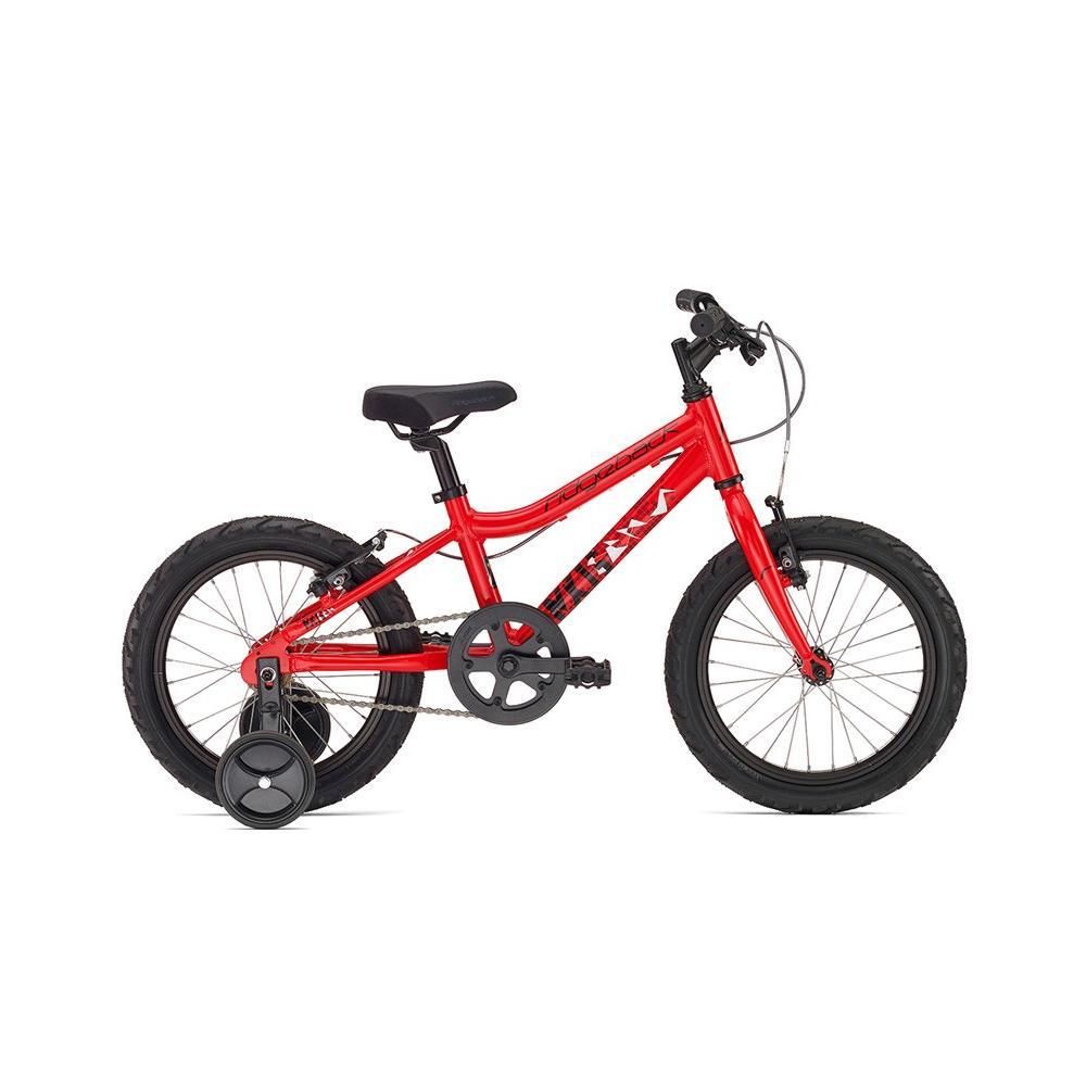 Rower Ridgeback MX16 czerwony