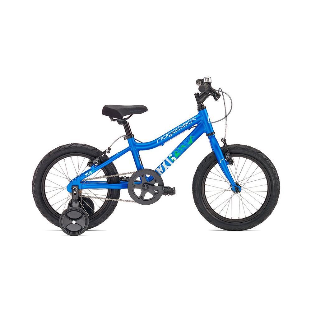 Rower Ridgeback MX16 niebieski